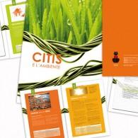 Grafica:<br> brochure